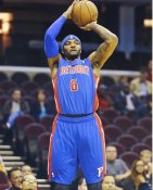 Josh Smith Detroit Pistons 8X10 Photo