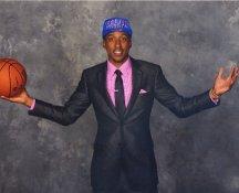 K. Caldwell Pope Detroit Pistons 8X10 Photo
