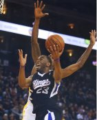 Marcus Thornton Sacremento Kings 8X10 Photo