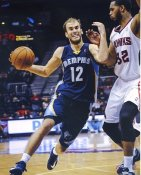 Nick Calathes Memphis Grizzlies 8X10 Photo
