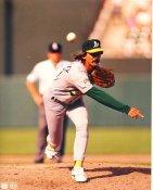 Dennis Eckersley LIMITED STOCK Oakland Athletics 8X10 Photo