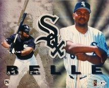 Albert Belle Chicago White Sox 8X10 Photo
