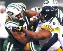 Casey Hampton Pittsburgh Steelers Satin 8x10 Photo