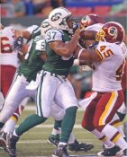 Calvin Pace New York Jets 8X10 Photo