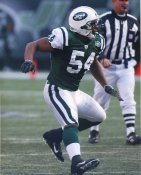 Victor Hobson New York Jets 8X10 Photo