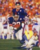 Joe Morris & Phil Simms New York Giants 8X10 Photo