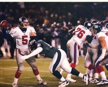 Kerry Collins New York Giants 8X10 Photo