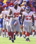 Chris Canty New York Giants 8X10 Photo