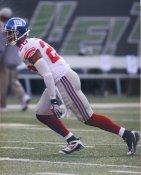 Mike Johnson New York Giants Satin 8X10 Photo