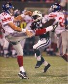 Jeff Feagles New York Giants Satin 8X10 Photo