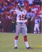 Devin Thomas New York Giants 8X10 Photo