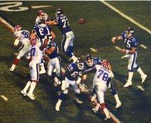 Jeff Hostetler New York Giants 8X10 Photo