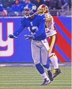 Ramses Bardon New York Giants 8X10 Photo