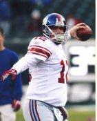 Jared Lorenzen New York Giants 8X10 Photo