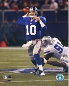 Eli Manning New York Giants 8X10 Photo