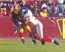 Deon Grant New York Giants 8X10 Photo