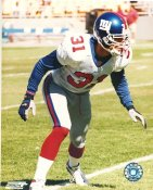 Jason Sehorn New York Giants 8X10 Photo