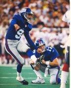 Owen Pochman New York Giants 8X10 Photo