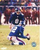 Morten Anderson New York Giants 8X10 Photo