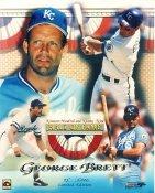 George Brett Kansas City Royals Numbered LIMITED 8X10 Photo