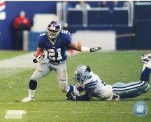 Tiki Barber New York Giants 8X10 Photo