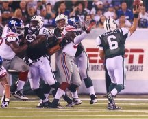 Jason Pierre-Paul & Mark Sanchez New York Giants & Jets 8X10 Photo
