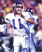 Phil Simms New York Giants 8X10 Photo