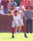 David Carr New York Giants 8X10 Photo