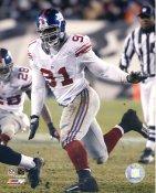 Justin Tuck New York Giants 8X10 Photo