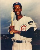 Ernie Banks Chicago Cubs 8X10 Photo