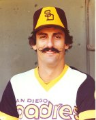 Rollie Fingers San Diego Padres 8X10 Photo