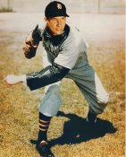 Hal Newhouser Detroit Tigers 8X10 Photo