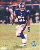 Wes Mallard New York Giants LIMITED STOCK 8X10 Photo