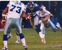 Dhani Jones New York Giants LIMITED STOCK 8X10 Photo