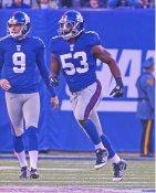 Greg Jones New York Giants LIMITED STOCK 8X10 Photo