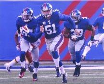 Zack DeOssie New York Giants LIMITED STOCK 8X10 Photo