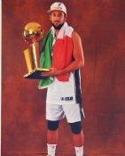 Marco Belinelli San Antonio Spurs LIMITED STOCK Satin 8X10 Photo