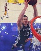 Aron Baynes San Antonio Spurs LIMITED STOCK Satin 8X10 Photo