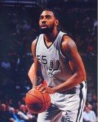 Reggie Williams San Antonio Spurs LIMITED STOCK Satin 8X10 Photo