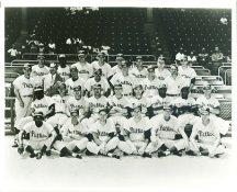 Phillies 1960 Philadelphia Phillies Team LIMITED STOCK 8x10 Photo