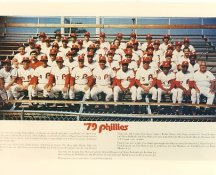 Phillies 1979 Philadelphia Phillies Team LIMITED STOCK 8x10 Photo