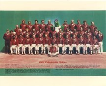 Phillies 1982 Philadelphia Phillies Team LIMITED STOCK 8x10 Photo