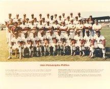 Phillies 1984 Philadelphia Phillies Team LIMITED STOCK 8x10 Photo