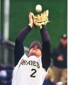 Jack Wilson Pittsburgh Pirates 8X10 Photo