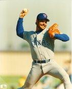 Jeff Russell Texas Rangers 8X10 Photo