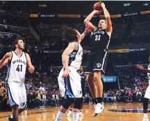 Mirza Teletovic Brooklyn Nets LIMITED STOCK 8X10 Photo