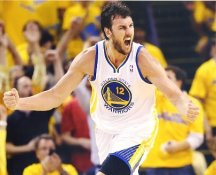 Andrew Bogut Golden State Warriors LIMITED STOCK 8X10 Photo