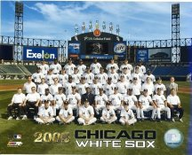White Sox 2005 Chicago Team Photo LIMITED STOCK 8x10 Photo