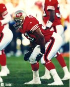 Mike Peterson San Francisco 49ers LIMITED STOCK 8x10 Photo
