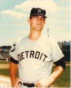 Denny McLain Detroit Tigers LIMITED STOCK 8x10 Photo